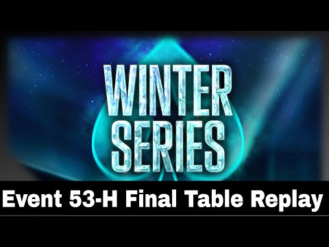 Winter Series 2019 | $10,300 NLHE Event 53-H High Roller: Final Table Replay
