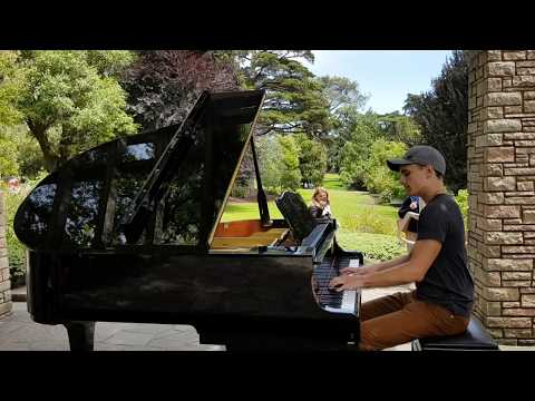 Steven Universe - Love Like You (in San Francisco Botanical Garden)