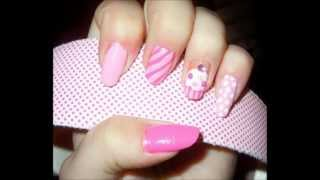 Some of my nail art!