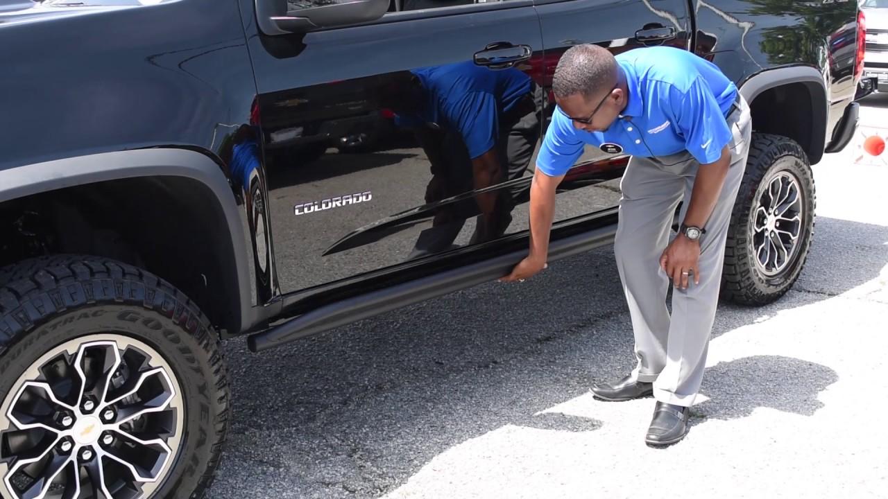 Milton Ruben Chevy >> 2017 Chevrolet Colorado ZR2 - YouTube