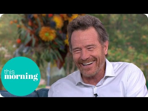 Bryan Cranston Talks Breaking Bad And Being A Bottom Tattoo  This Morning