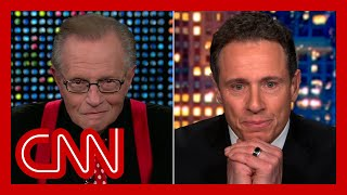Watch Chris Cuomo's emotional tribute to Larry King