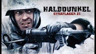 Halbdunkel - Straflager 23 (ganzer Action Film Deutsch in voller Länge)😱*HD*