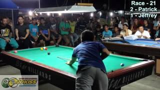 Patrick Gonzales Vs Jeffrey Ignacio (Dau,Pampanga) Part 1