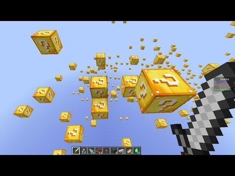 Minecraft LUCKY BLOCK RACE!!! Nestali su LAKI BLOKOVI???!