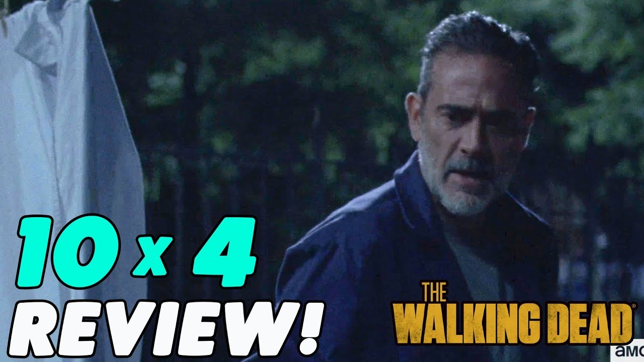 """Download I LOVE NEGAN! The Walking Dead Season 10 Episode 4 """"Silence the Whisperers"""" REVIEW!!!"""