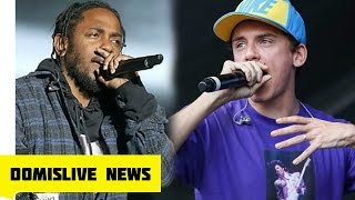 LOGIC BEATS KENDRICK LAMAR FOR #1 SPOT