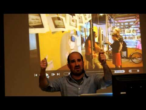 openFrameworks Developer Series :: Zachary Lieberman