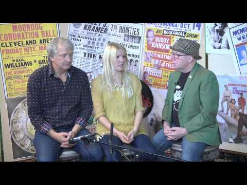Talitha Rise talks to Paul Cox on Totally PC with Martyn Barker & Jo Beth Young