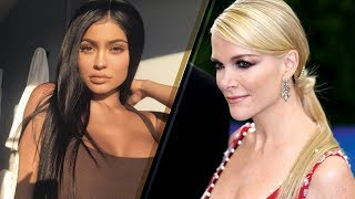 Kylie Jenner SCARED Out of KUTWK Interview by Megyn Kelly