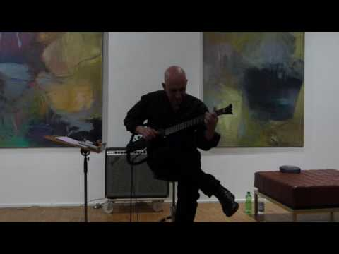 Elliott Sharp plays the music of Thelonious Monk - Live at Galerie Maerz, Linz, Austria, 2017-05-11