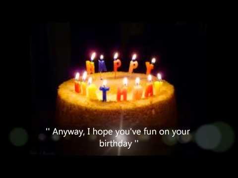 Selamat Ulang Tahun ~ Jambrud