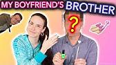 My Boyfriend&#39s Brother Paints My Nails *scandalous*