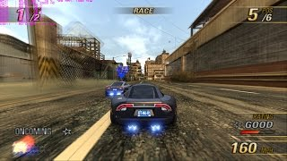 Burnout Revenge - PCSX2 1.5.0 - 5120x2880 - 60fps