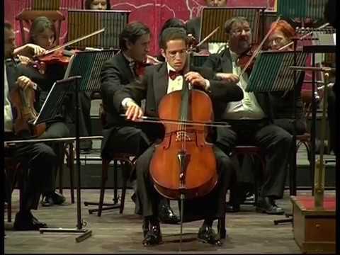 Rococò Variations - P. I. Tchaikowsky - solista Stefano Cerrato - 2007