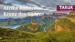 Afrika Rundreise: Kreuz des Südens - Südafrika, Namibia und Botswana
