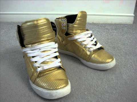 MY SUPRA SHOES