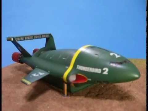 サンダーバード2号 THUNDERBIRD2