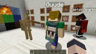 Minecraft - Xbox Kinect Guessing Game