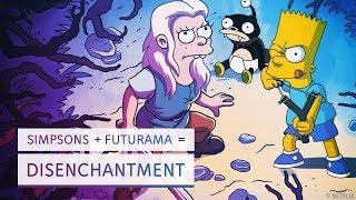 19 Simpsons- & Futurama-Referenzen in Disenchantment