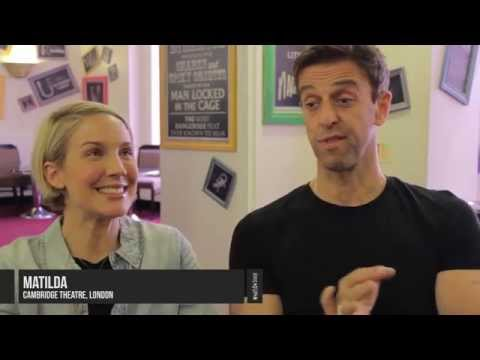 We chat to the new cast of Matilda the Musical