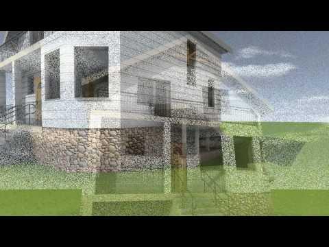 Проектирование коттеджей и частных домов