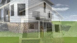 Проектирование коттеджей и частных домов(Видео-презентация наглядного представления будущего дома заказчику в видеоформате. Украина, г.Винница...., 2011-10-13T11:08:36.000Z)