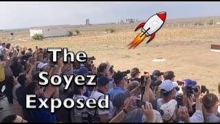 The Soyuz fake launch all to hide the Flat Earth