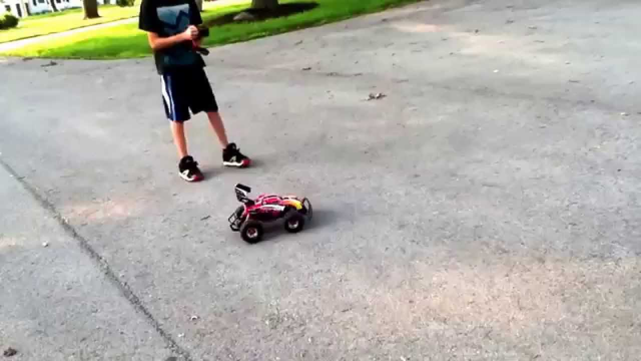 15 mile $60 rc car from Walmart