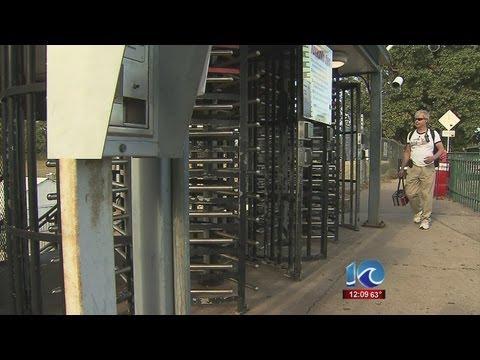 Liz Palka reports on new security concerns at Newport News Shipbuilding