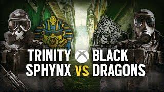[ES] TRINITY.SPHINX vs. BLACK DRAGONS   Play Day #4   EliteSix S03 (XBOX)