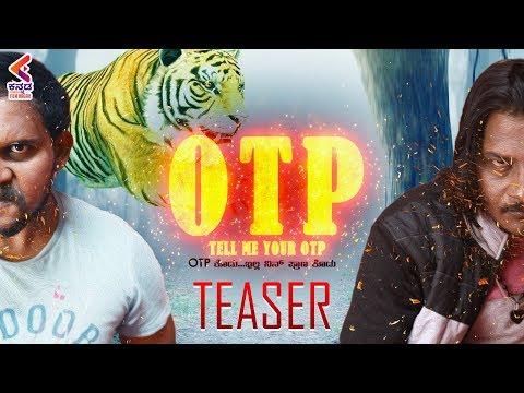 OTP Teaser | Datta | Arshiya | Dattatreya Pujari | Latest Sandalwood Movies | Kannada Filmnagar