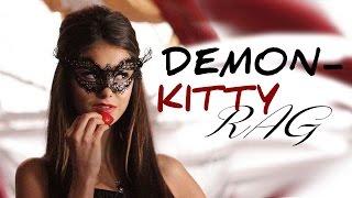 Katherine Pierce - Demon Kitty Rag