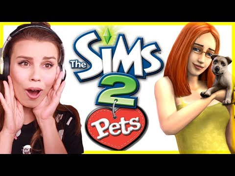 The Sims 2 Pets Throwback! Let's Buy a Chow Chow! 01