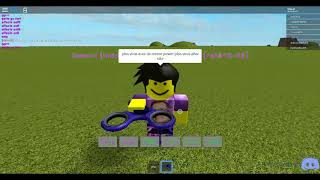 Roblox : Running in the oof's