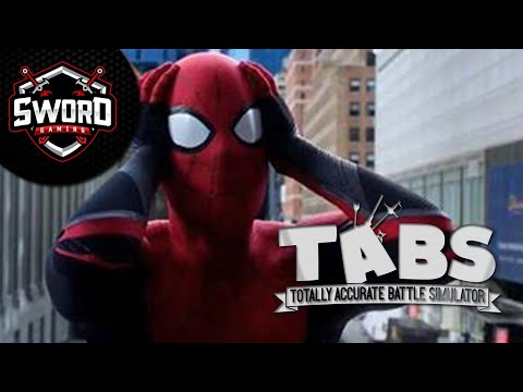 Spiderman  I  Totally Accurate Battle Simulator
