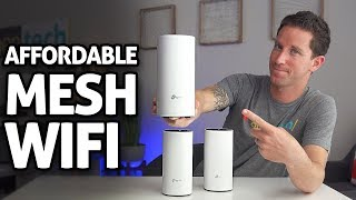 Affordable Mesh WiFi: TP-Link Deco M4 (vs Google WiFi Speed Test)