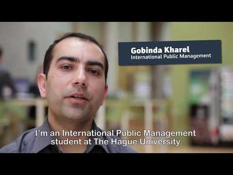 Public Management - The Hague University of Applied Sciences