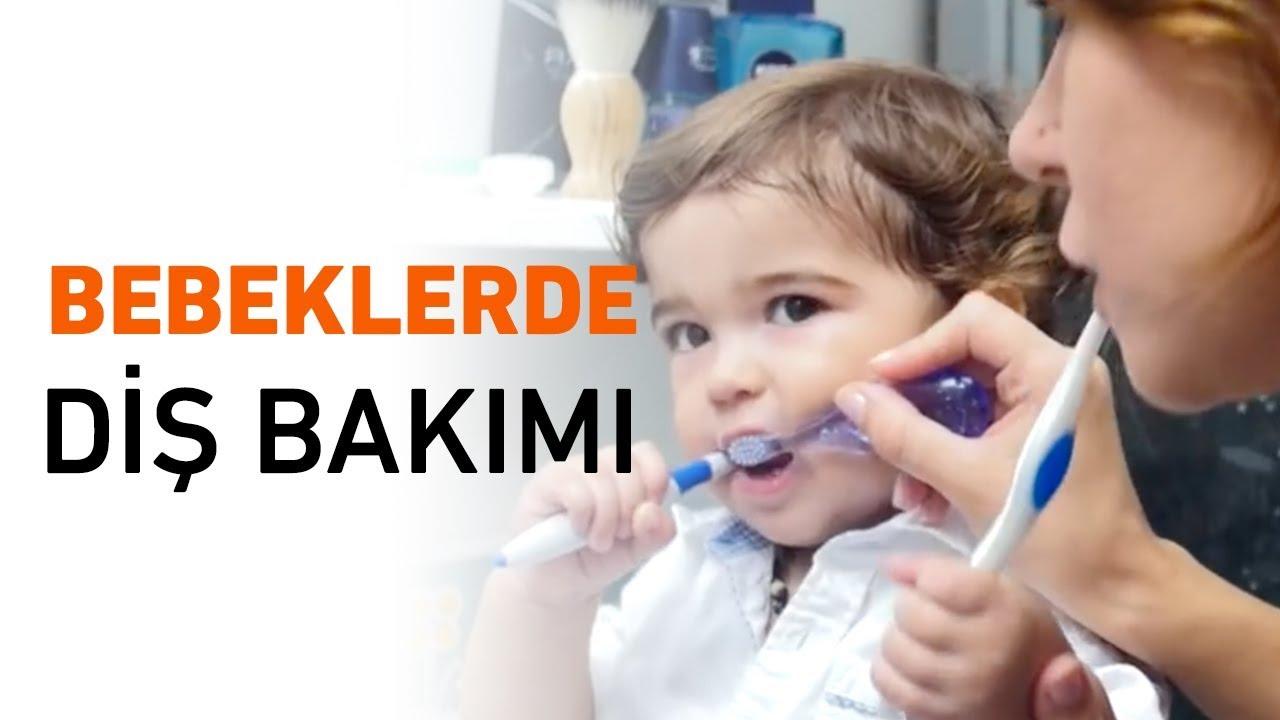 Bebeklerde Diş Temizliği Nasıl Yapılmalı
