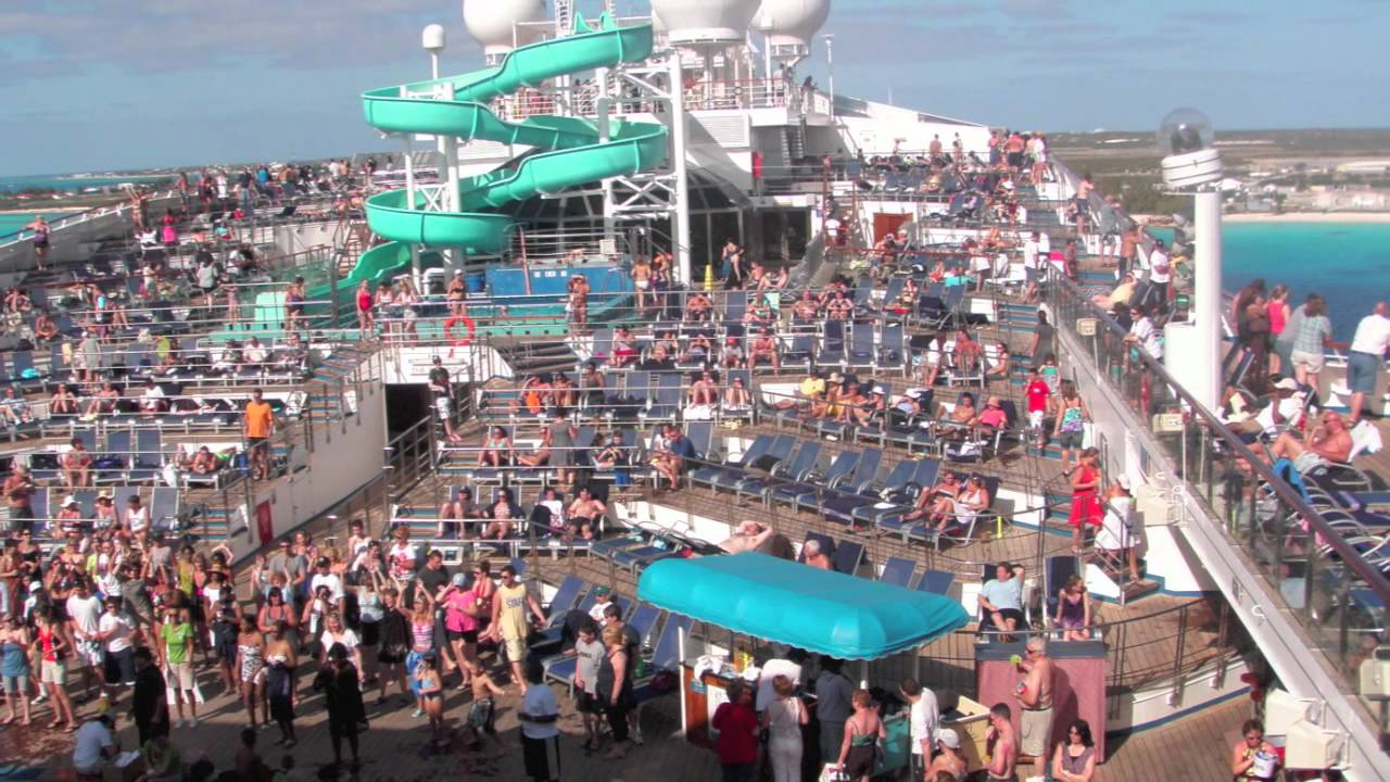 Carnival Destiny Day Cruise SLIDESHOW YouTube - 5 day cruises