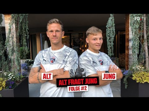 FCI.TV: 'Alt Fragt Jung' - Folge #2 - Gaus & Weiß