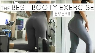 The BEST BOOTY EXERCISE Ever!!