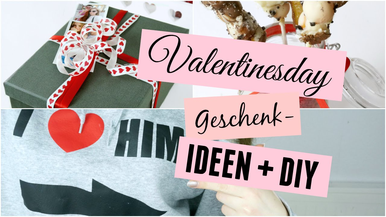 valentinstag geschenk ideen diy youtube. Black Bedroom Furniture Sets. Home Design Ideas
