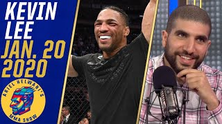 Conor McGregor's UFC 246 win wasn't that impressive - Kevin Lee | Ariel Helwani's MMA Show