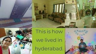 2BHK Rented Room Tour | Hyderabad | Price detail