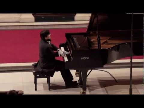 Angelo Villani London Debut Piano Recital - Second Half