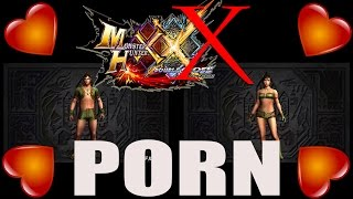 Monster Hunter XXX PORN Voice Acting Sounds | For Reals
