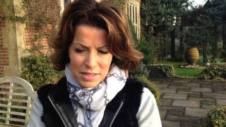 Natasha Kaplinsky on the Shine: Elvis for women programme