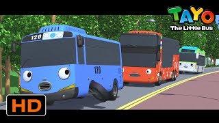 小巴士TAYO l Tayo 第4季 流行的一集 l 傻車錯誤 l 小公交車太友