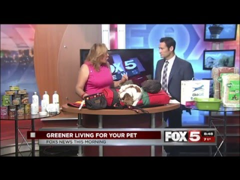 Green Pet Purchases Promote A Healthy Planet and Healthy Pets